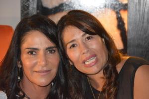 Nuestra abogada Aracely Andrade y Lydia Cacho
