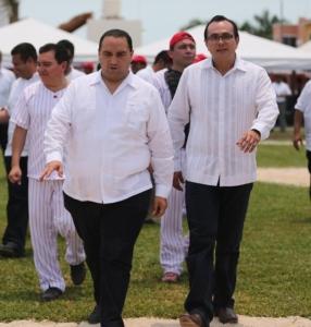 Fidel Villanueva el asqueo judicial para beneficiar el cochinero de Borge en su saqueo