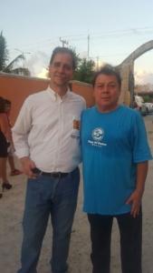 Con Basave en Cancún