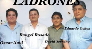 David Serrano y Rangel Rosado, amasiato con dinero del pueblo