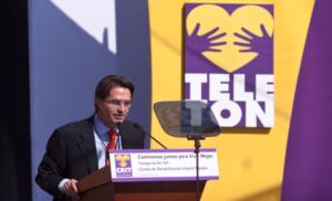 Presidente de Fundacion Teleton
