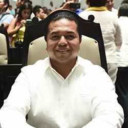 Emiliano Ramos , del PRD , Vocal
