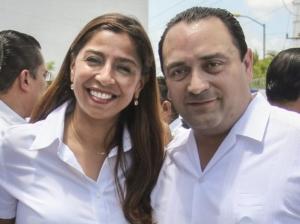 Jorge Domínguez se alió con el más corrupto gobernador que se tenga memoria en el sureste