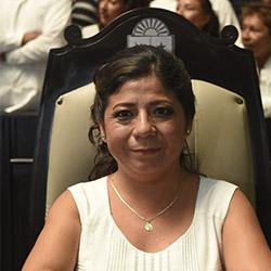 Silvia Vazquez de Morena, vocal