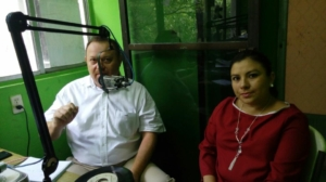 Alicia Tapia que trabaja para José Esquivel alborotó el gallinero de CAPA