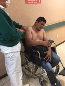 Una noche hospitalizado