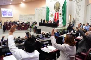 Hace unos minutos el Congreso de Veracruz recibió la renuncia del Fiscal
